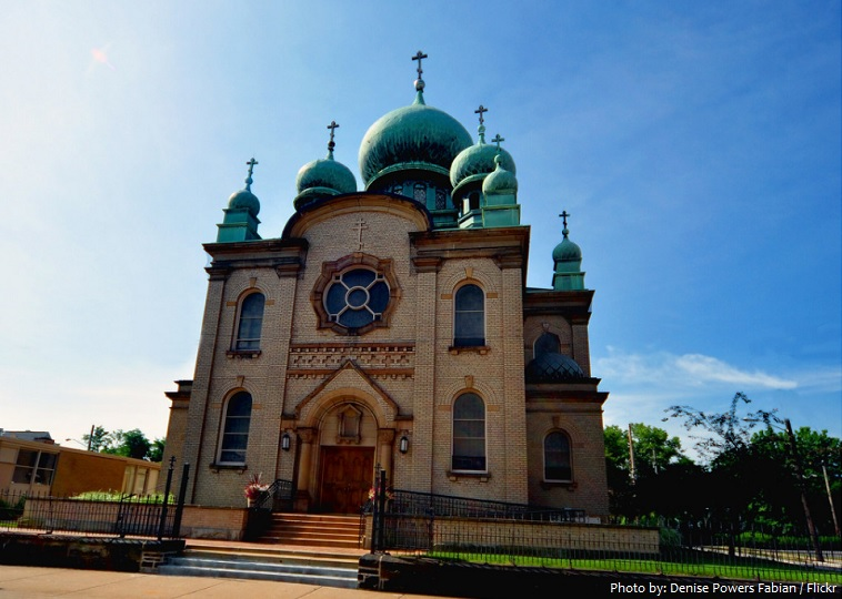 St. Theodosius Cathedral