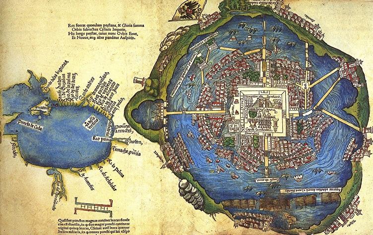mexico city history