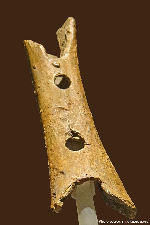 oldest flute in the world