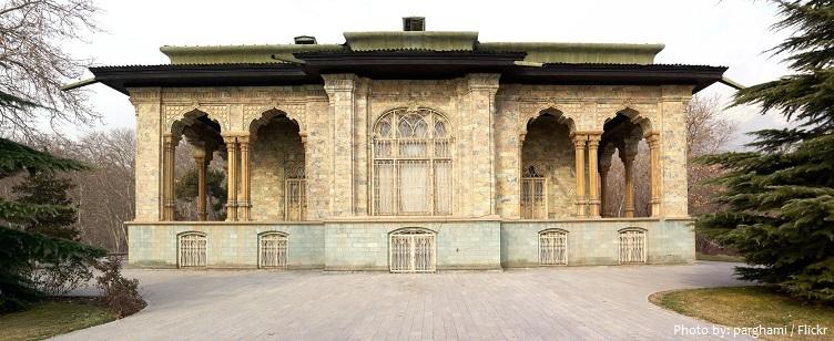 sadabad palace complex