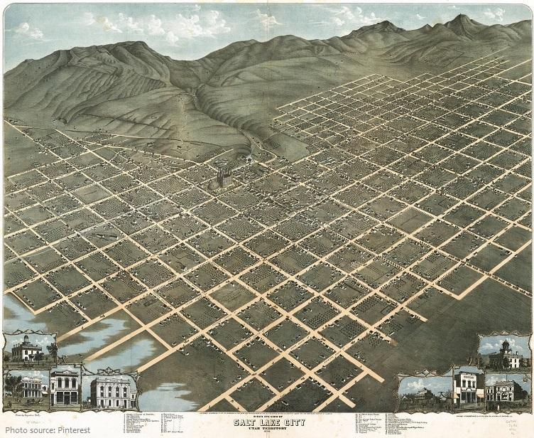 salt lake city history