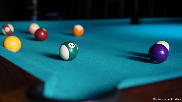 Interesting Facts About Billiards Just Fun - How To Mark Out A Pool Table