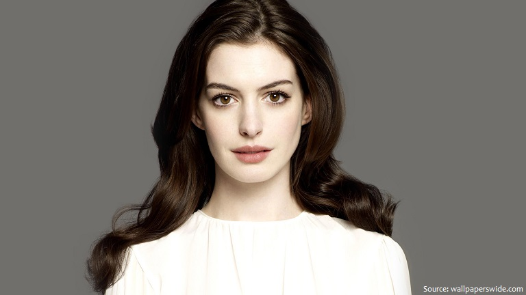 Image result for Anne Hathaway - The American Actress and Singer
